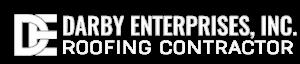 Darby Enterprises White Logo