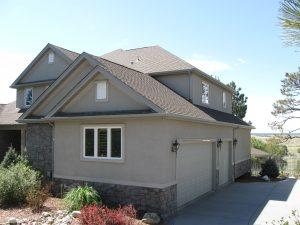denver roofing contractor dunham residence