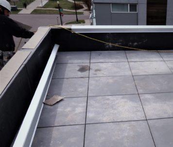 Professional roof repairs in Denver, CO